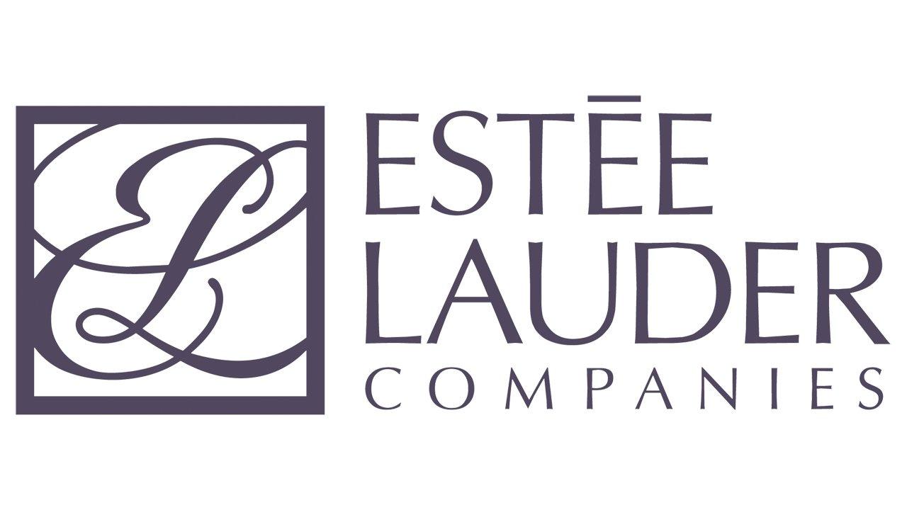 Estee Lauder logotipo - Para unos labios bien maquillados