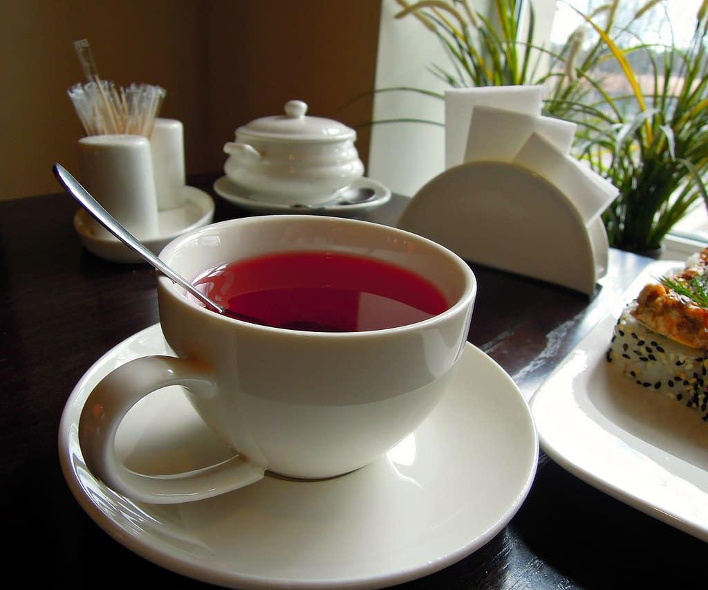 te rojo  - Los  Beneficios de un buen Té