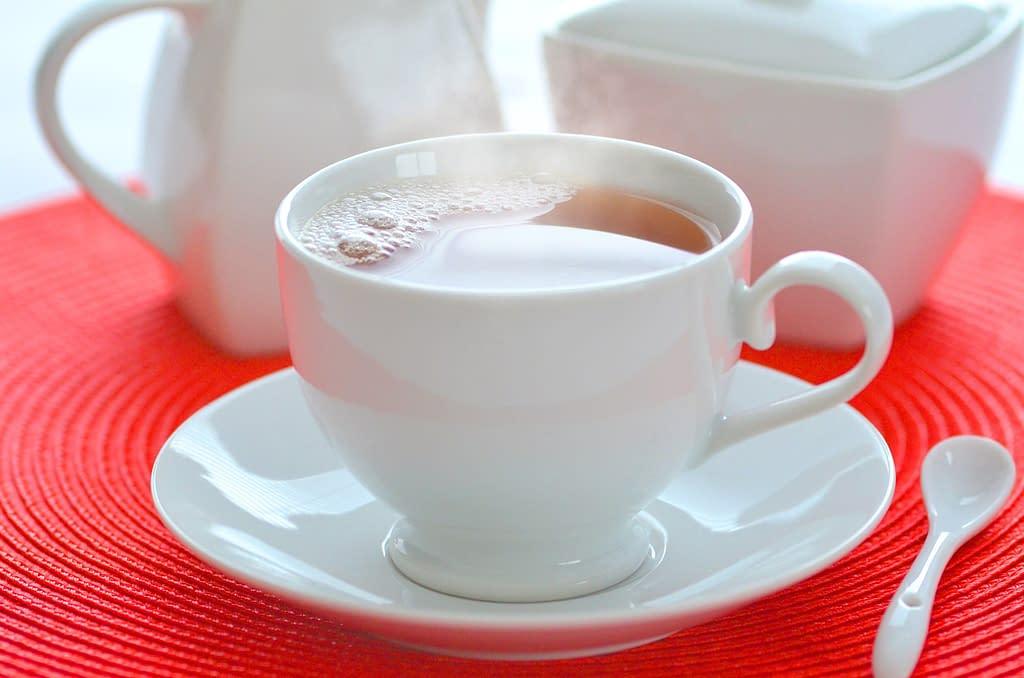 tea blanco - Los  Beneficios de un buen Té